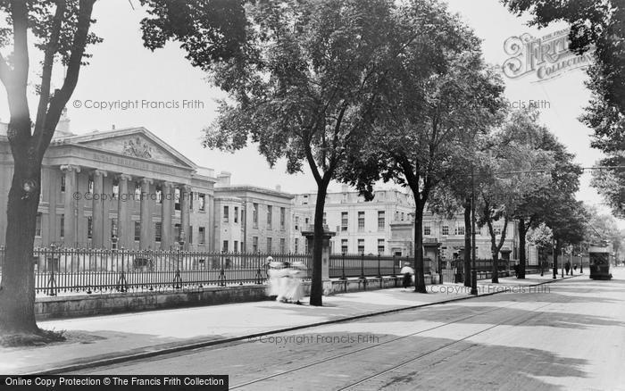 Reading, Royal Berkshire Hospital 1912