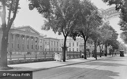 Royal Berkshire Hospital 1912, Reading