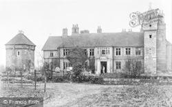 Reading, Southcote Manor House 1921