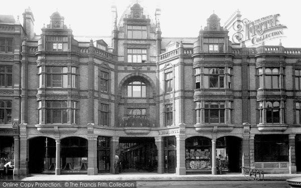Reading, the Arcade 1896