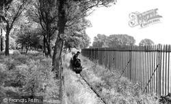 The Miniature Railway c.1952, Reading
