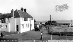 Reculver, The King Ethelbert Public House c.1955