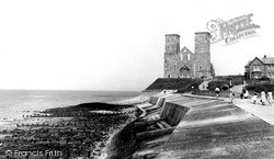 Reculver, The Towers c.1955