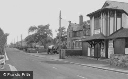 Red Row, Main Road c.1960
