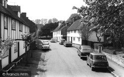 Redbourn, Church End c.1965