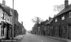 Redbourn, High Street c.1955