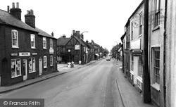 Redbourn, High Street c.1965