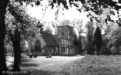 Redbourn, St Mary's Church c.1955