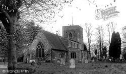 Redbourn, St Mary's Church c.1960