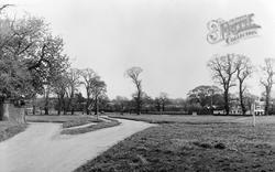 Redbourn, The Common c.1955