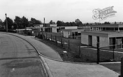 Redbourn, The School c.1965