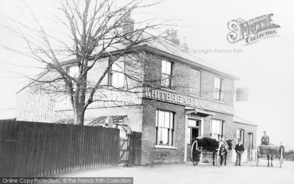 Photo of Redbridge, The Old Red House 1902