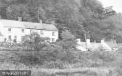 Cottages c.1960, Redbrook