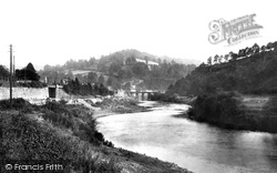 The River Wye 1893, Redbrook