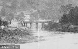 The River Wye Railway Bridge 1893, Redbrook