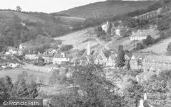 The Village c.1960, Redbrook