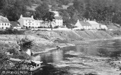Village And Ferry 1893, Redbrook