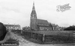 Coatham, Christ Church 1891, Redcar