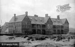 Redcar, Coatham, Convalescent Home 1900