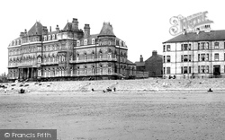 Coatham Hotel 1918, Redcar