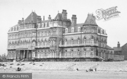 Redcar, Coatham Hotel 1918