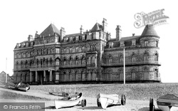 Coatham Hotel 1934, Redcar