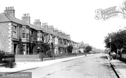 Redcar, Coatham Road 1896