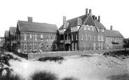 Redcar, Convalescent Home 1901