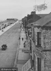 Redcar, Esplanade 1929