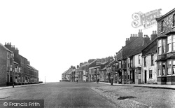 Redcar, High Street 1900
