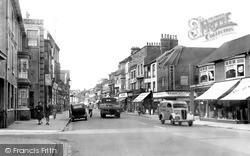 Redcar, High Street c.1950