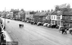 High Street c.1955, Redcar