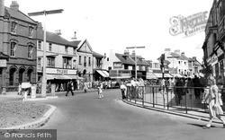 Redcar, High Street c.1960