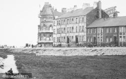 Redcar, Newcomen Terrace 1927