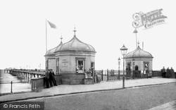 Pier 1900, Redcar