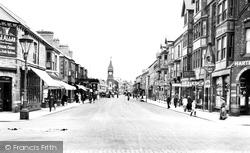 Queen Street 1913, Redcar
