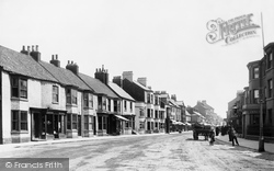 Street View 1886, Redcar