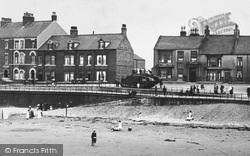 Redcar, Tank, Granville Terrace 1918