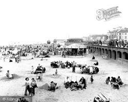 The Beach c.1955, Redcar