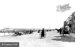 The Esplanade 1886, Redcar