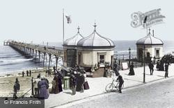 The Pier 1896, Redcar