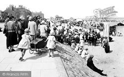 The Promenade 1923, Redcar