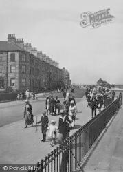Redcar, The Promenade 1923