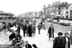 The Promenade 1954, Redcar