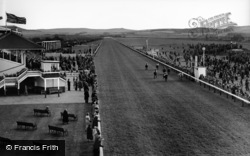 Redcar, The Racecourse c.1939
