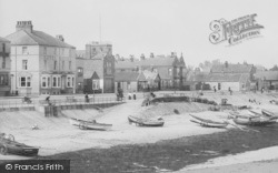 Redcar, The Royal Hotel 1901