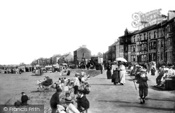 The Sands 1901, Redcar