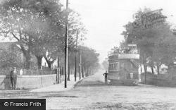 Reddish, Reddish Road c.1900