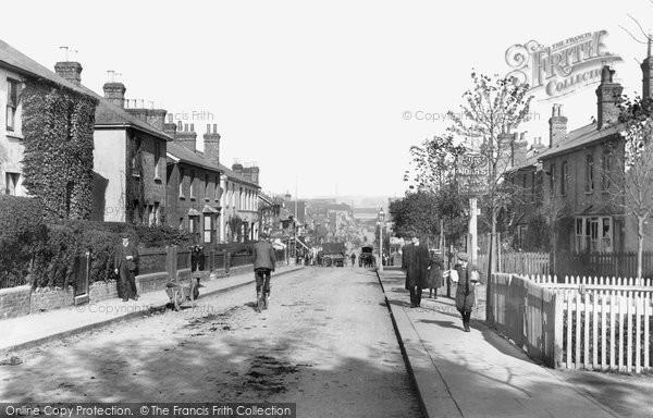 Redhill, Brighton Road 1906