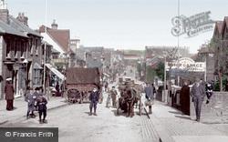 Brighton Road 1906, Redhill